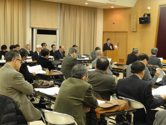 一般社団法人尾道市医師会第111回予算総会を開催しました
