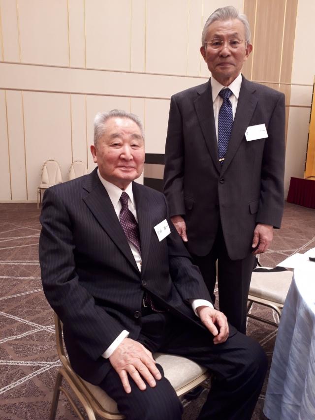 広島県医師会長表彰および開業50年表彰