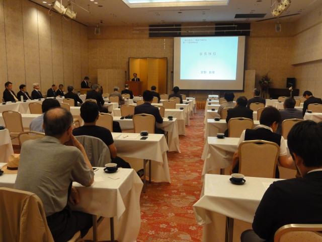 一般社団法人尾道市医師会第112回定時総会を開催しました